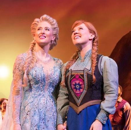 Frozen on Broadway Has Been Nominated for Three Tony Awards