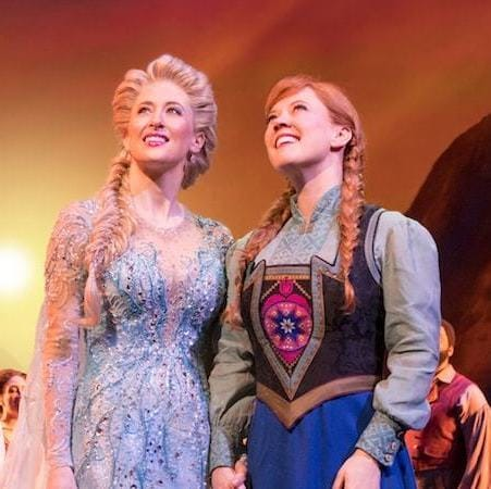 Broadway's Frozen Is Going on a North American Tour in Fall 2019