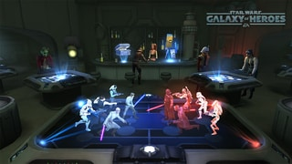 Star Wars: Galaxy of Heroes Screenshots