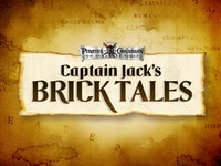 LEGO Pirates of the Caribbean: Captain Jack's Brick Tales