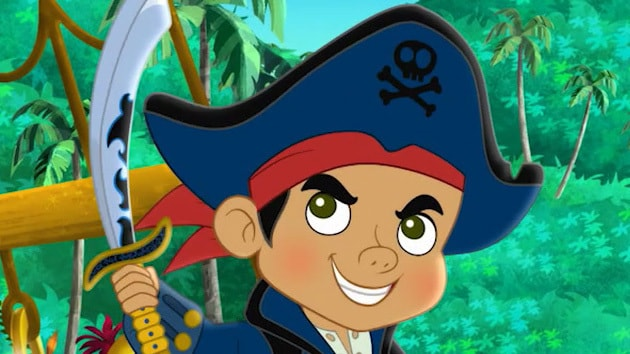Captain Jake and the Never Land Pirates - Coming soon to Disney Junior
