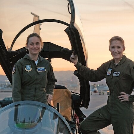 Production For Marvel Studios' Captain Marvel Is Officially Underway
