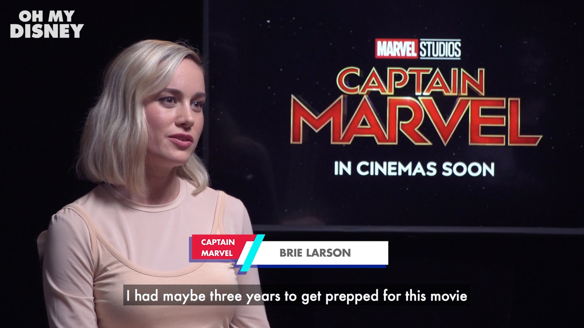 Disney Insider: Interviews With The Cast And Directors Of Marvel Studios' Captain Marvel