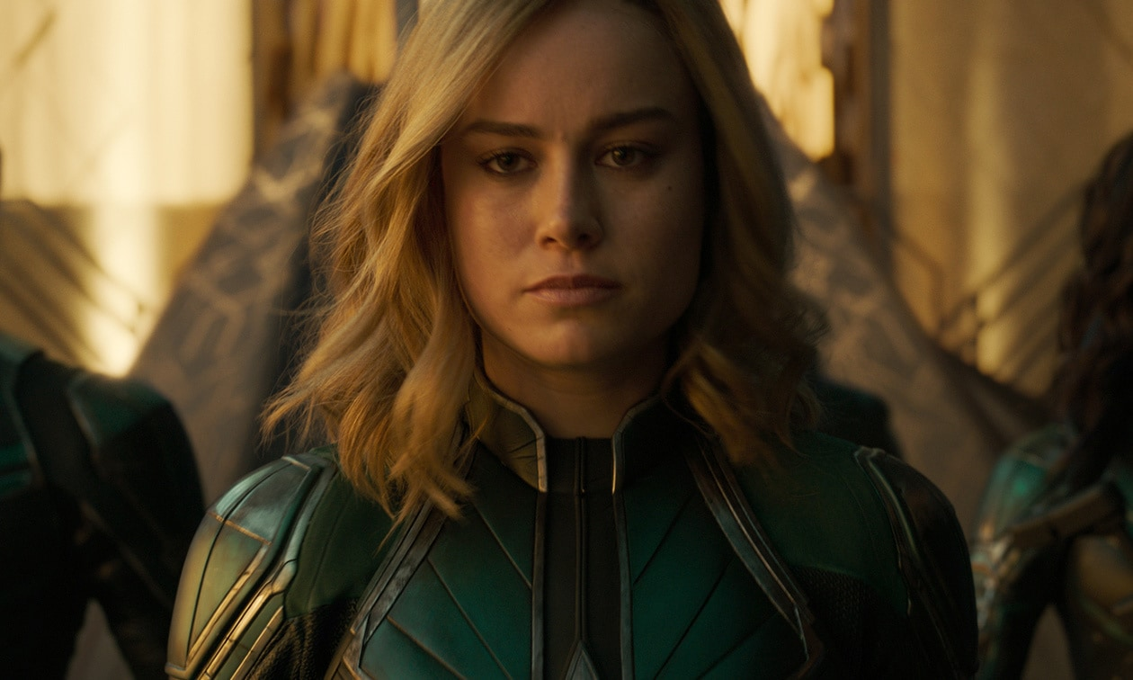 Captain Marvel | Trailer02