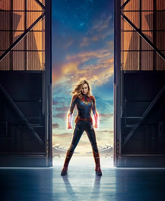 Captain Marvel | Homepage