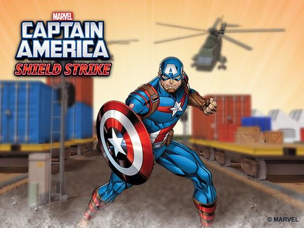 captain america 2 free online games
