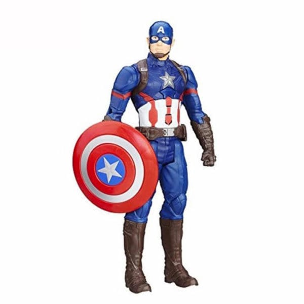 Marvel Captain America Electronic Figure - Product | Lazada | Marvel | Toys