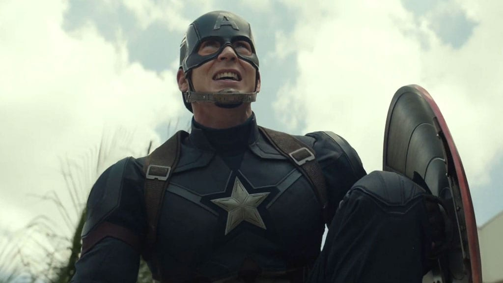 Captain America: Civil War Trailer Debut
