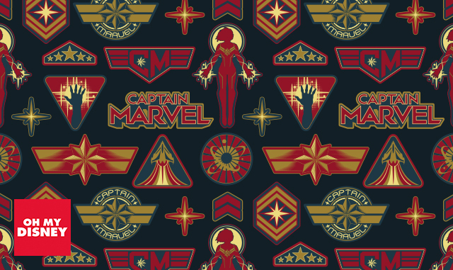 Marvel Studios Captain Marvel Mobile Wallpapers Disney