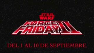 Force Friday II, experiencia Star Wars en realidad aumentada