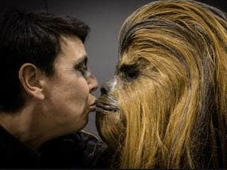 Meet Australia's Favourite Chewie Cosplayer