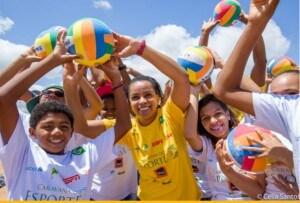 La Caravana del Deporte y de las Artes comenzó su gira anual
