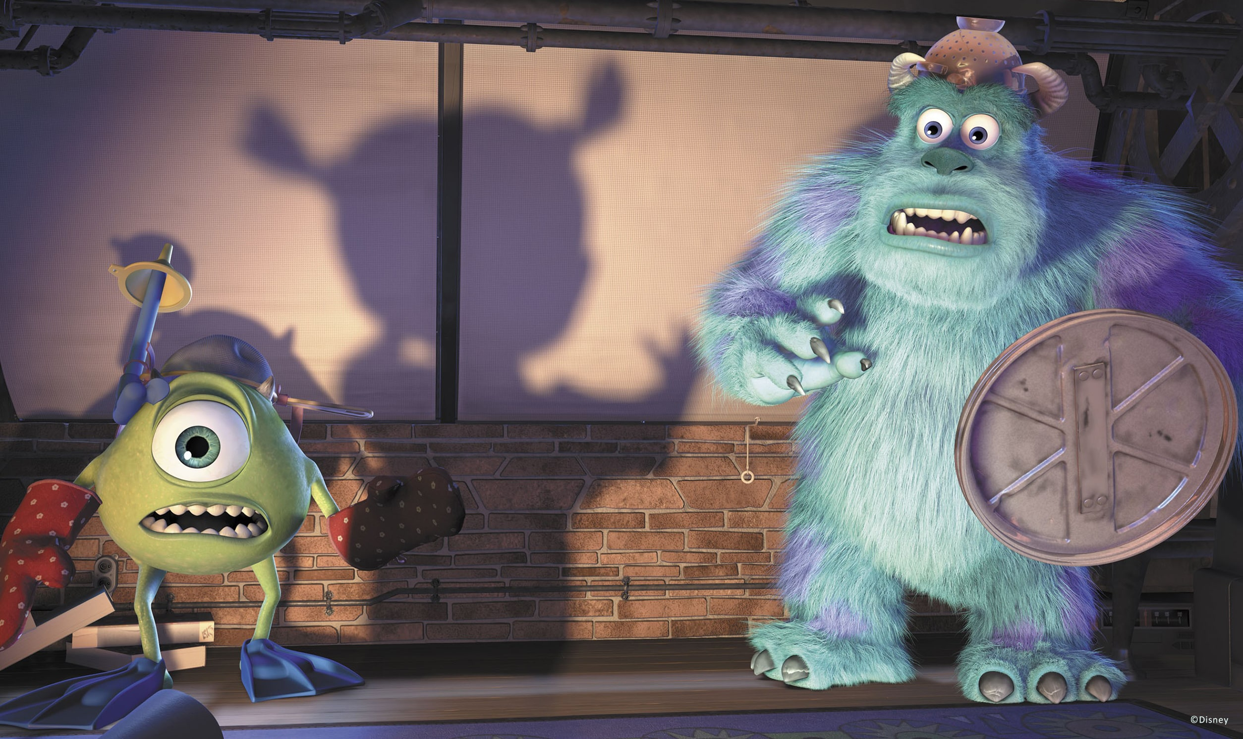 Monsters, Inc. | Movie