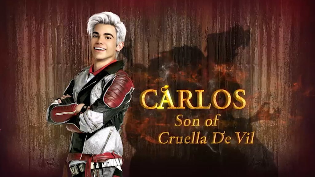 Carlos returns | Disney Descendants 2