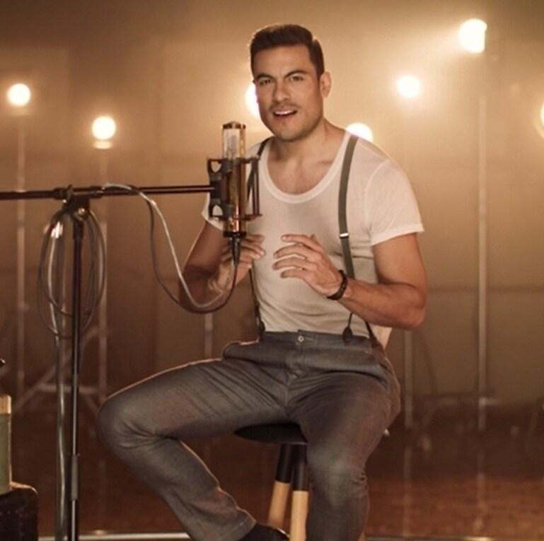 """Carlos Rivera lanza """"Vuelves"""", el primer sencillo de """"Si fuera mía"""""""