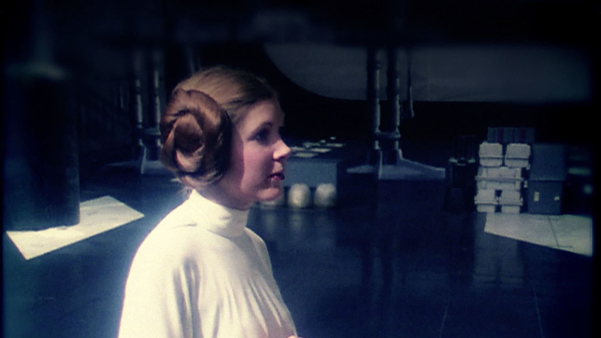 Video Thumbnail For Star Wars  Carrie Fisher  Conversations: The Lost  Interviews  Xd19526