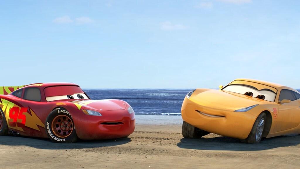 """Hamilton"" Clip - Cars 3"