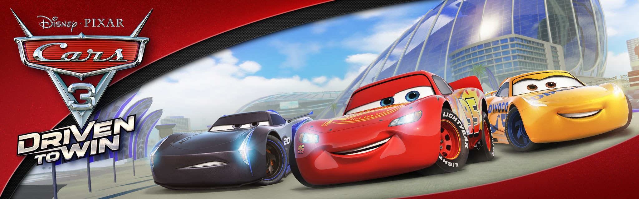 Cars 3: Driven to Win | Disney LOL