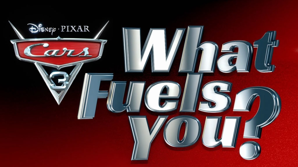 What Fuels You | Cars 3
