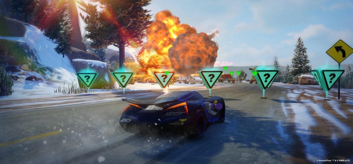 Cars 3: Driven to Win   Disney LOL