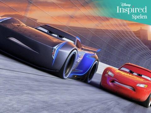 Nieuwe beelden Cars 3