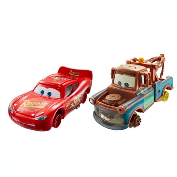 Cars Character Car 2-Pack