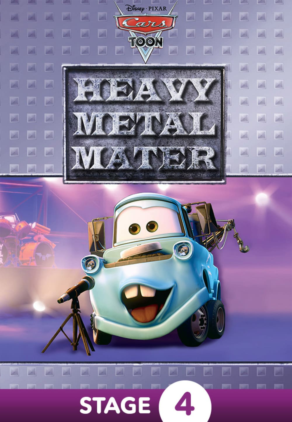 Cars Toon Heavy Metal Mater Disneylife
