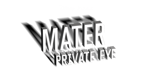 Cars Toon: Mater Private Eye
