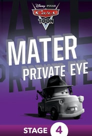 CarsToons: Mater Private Eye