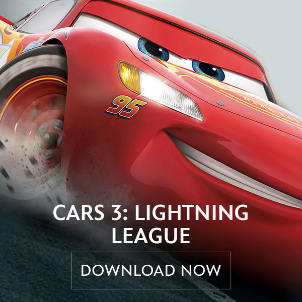 Cars: Lightning League - Mini Hero - SG
