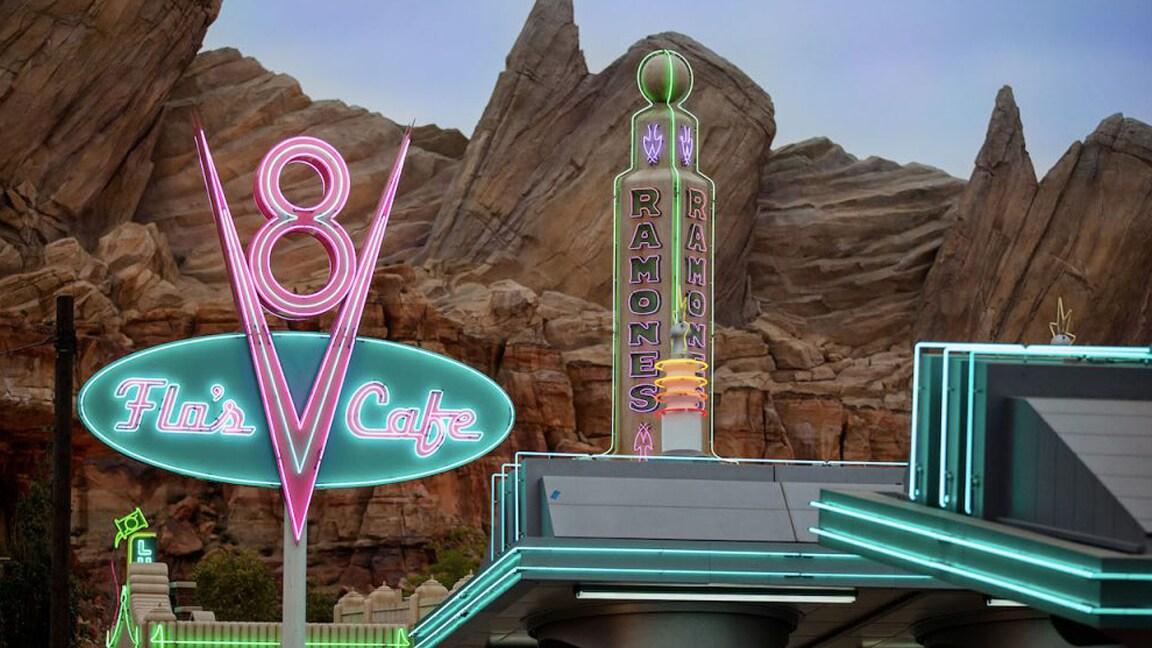 Una conversación sobre Cars Land, nueve años después de su inauguración en Disneyland Resort