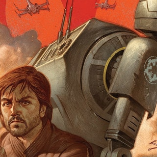 Cassian Meets K-2SO in Rogue One Prequel Comic – Exclusive!