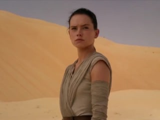 Casting Rey - Secrets of The Force Awakens
