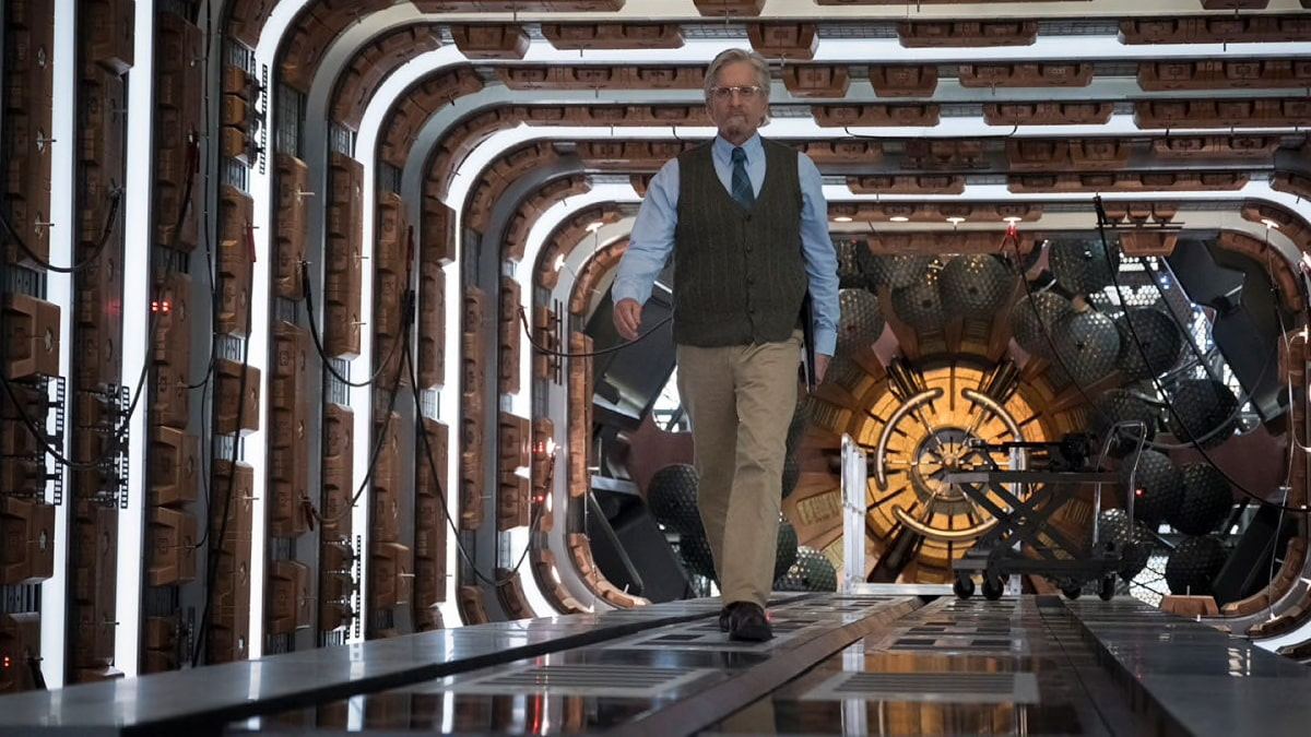 Why Michael Douglas Was Excited to Come Back for Ant-Man and The Wasp
