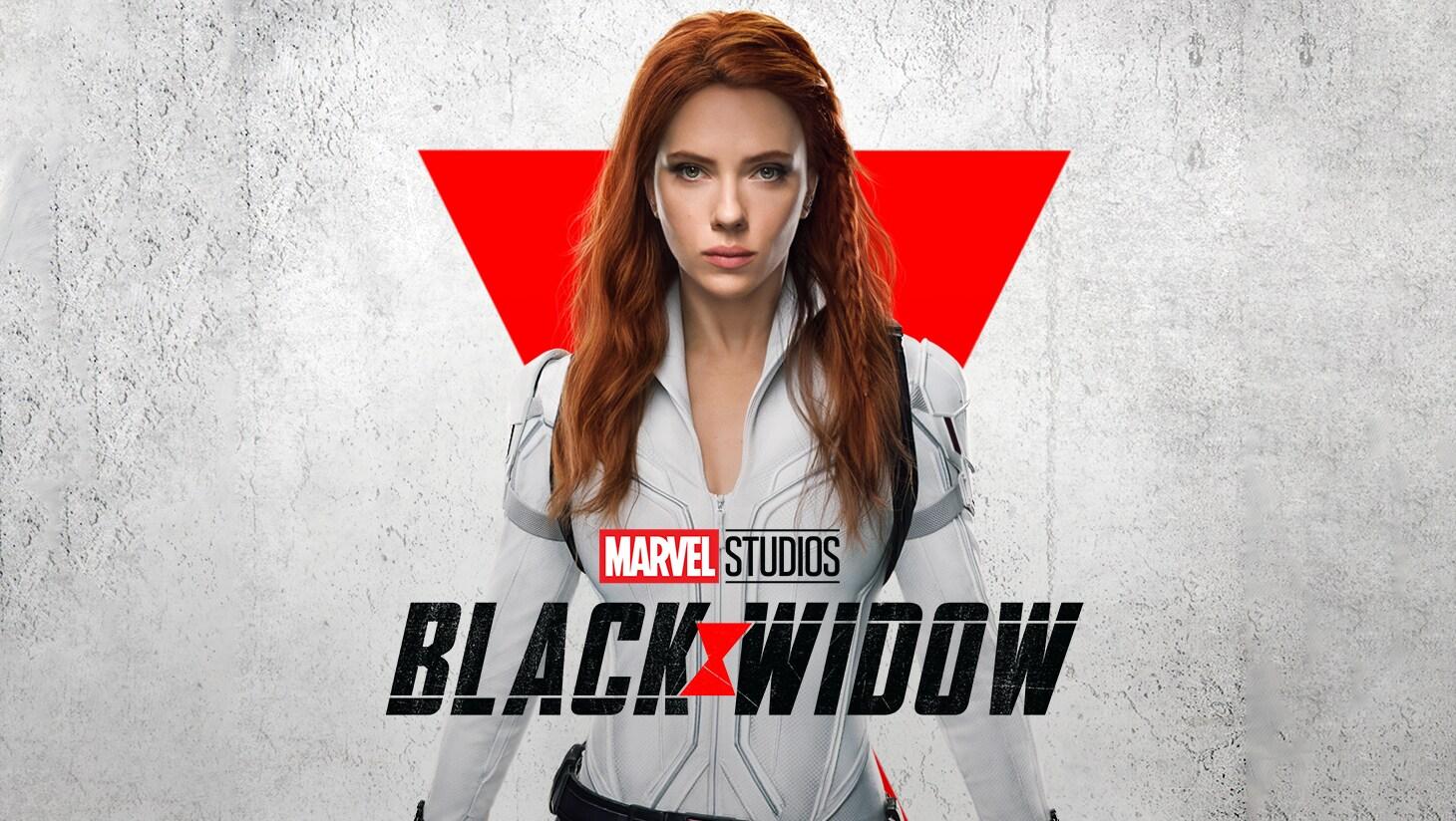 Marvel Studios' Black Widow keyart