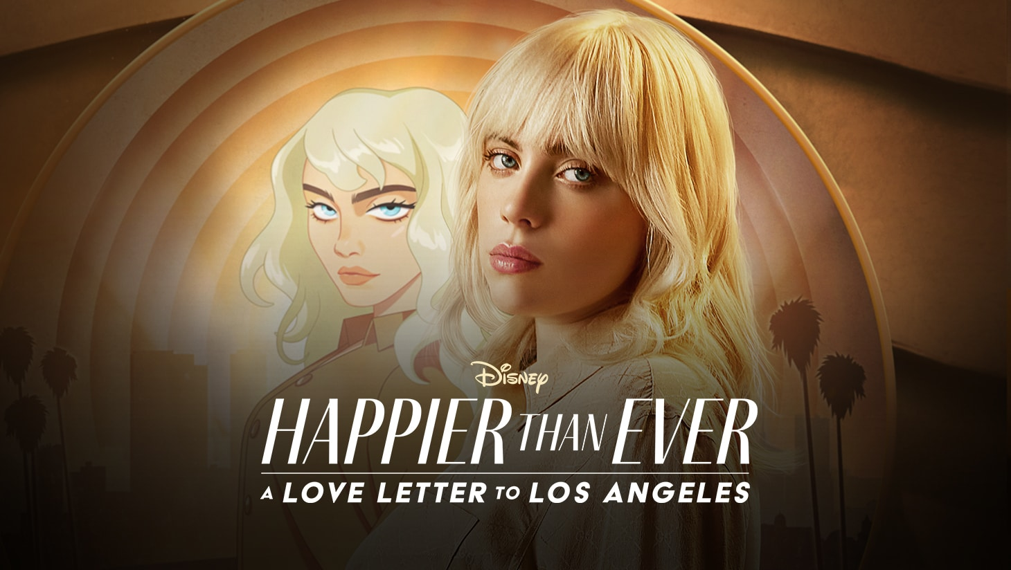 Happier Than Ever: A Love Letter to Los Angeles keyart