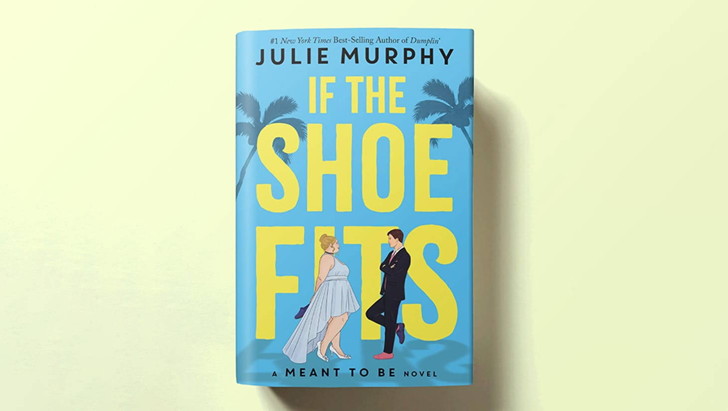 If the Shoe Fits by Julie Murphy - Book Cover