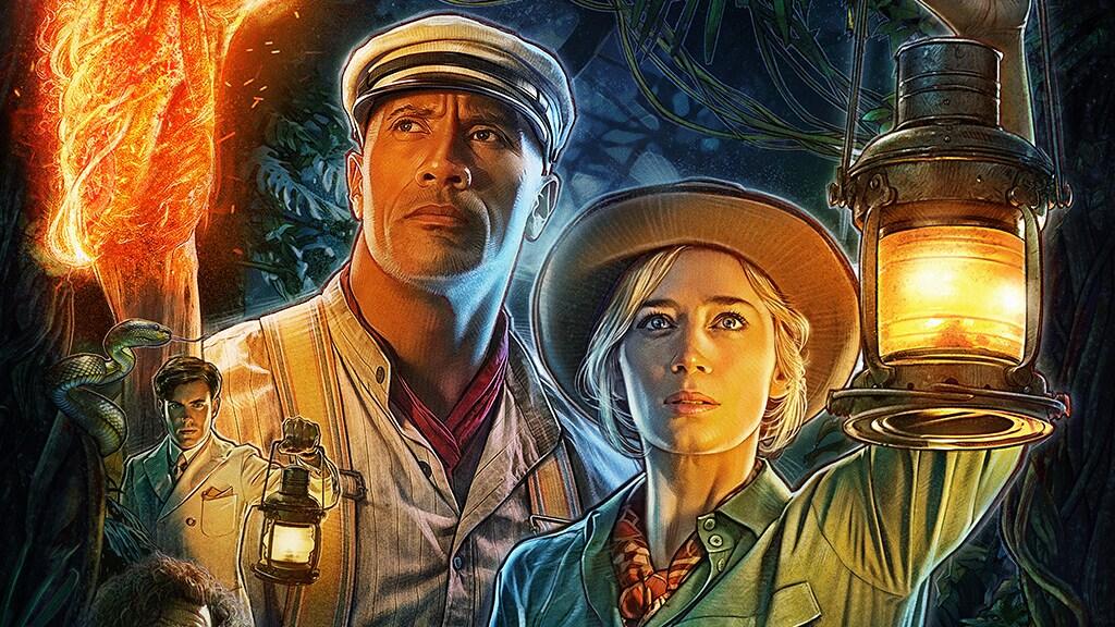 Jungle Cruise:  descubre el nuevo tráiler y póster de la película
