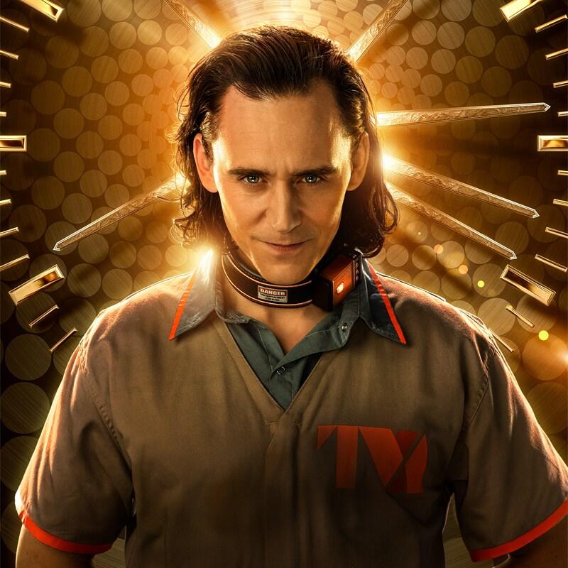Loki keyart