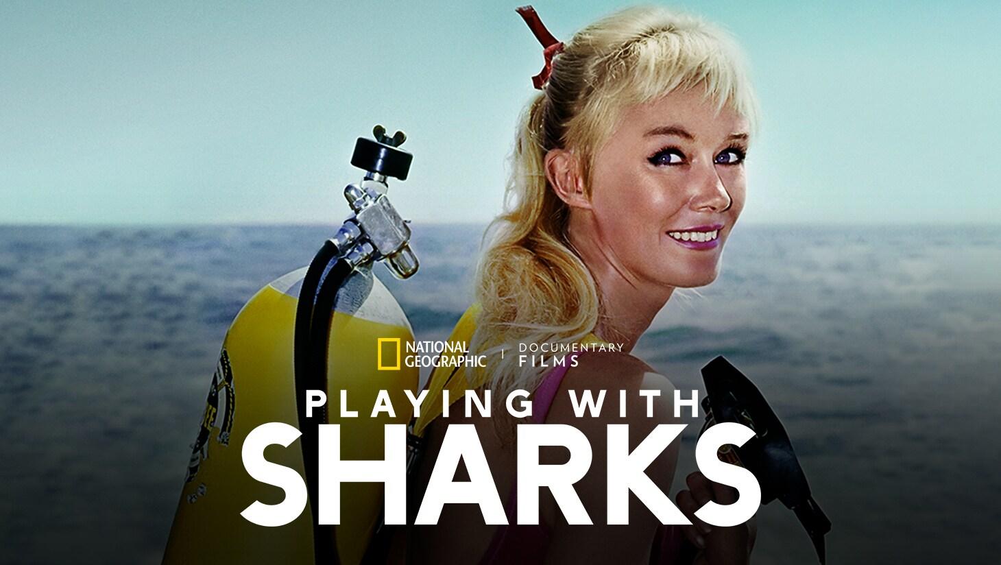 Playing with Sharks keyart