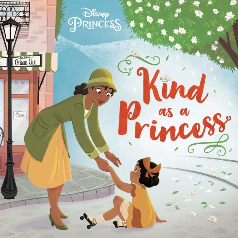 Kind as a Princess book cover