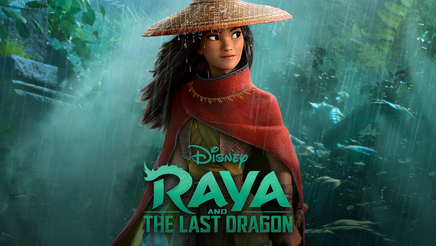 Disney's Raya and the Last Dragon art