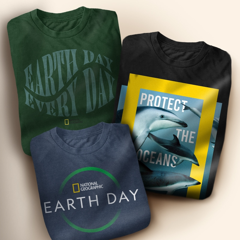 Earth Day products from shopDisney