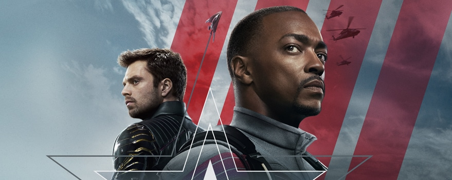 The Falcon and The Winter Soldier, a Disney Plus Original Series