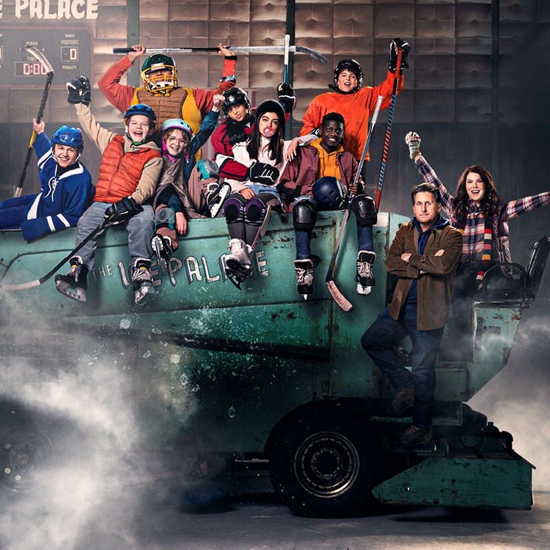 The Mighty Ducks: Game Changers on Disney Plus