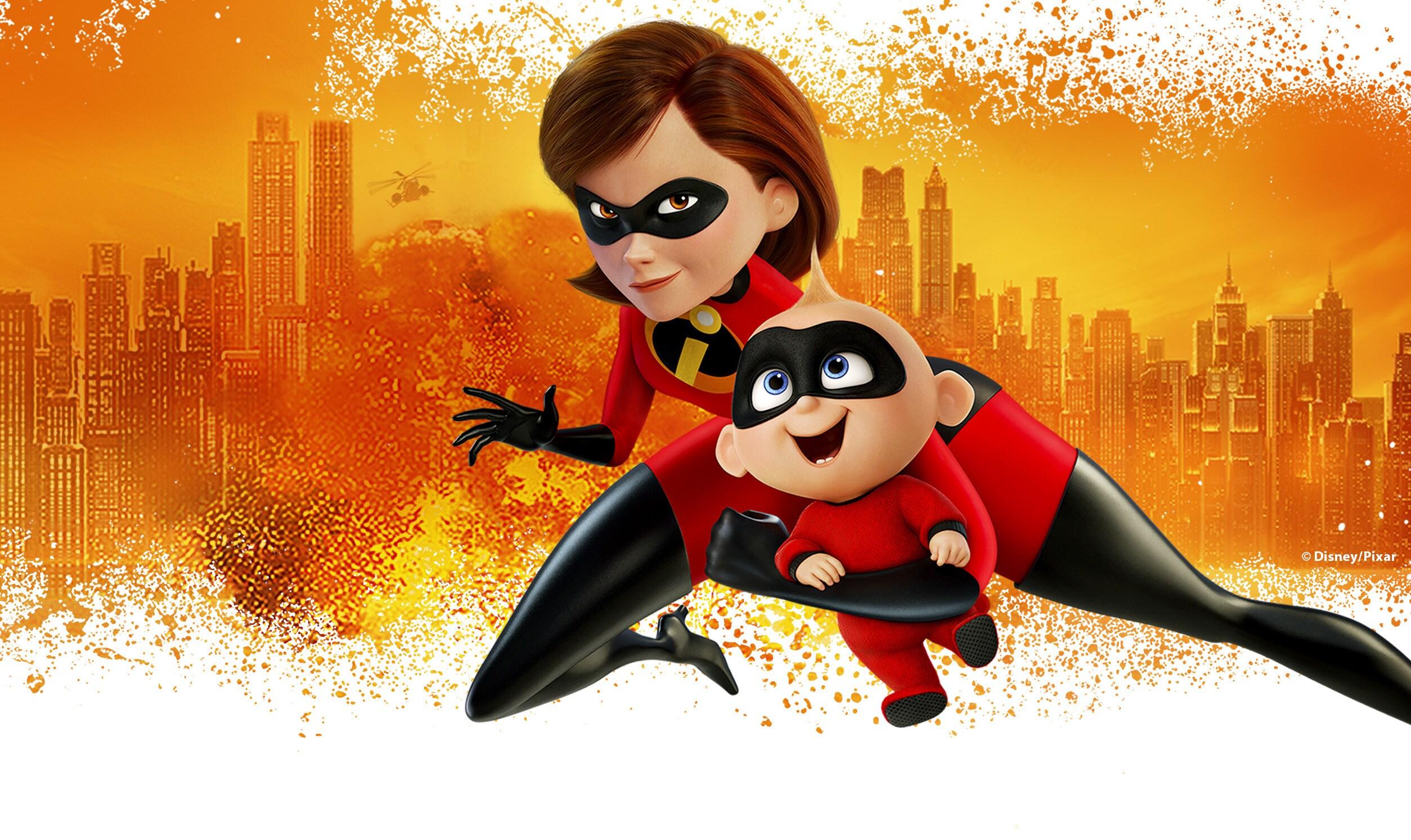 The Incredibles | TV disney movie