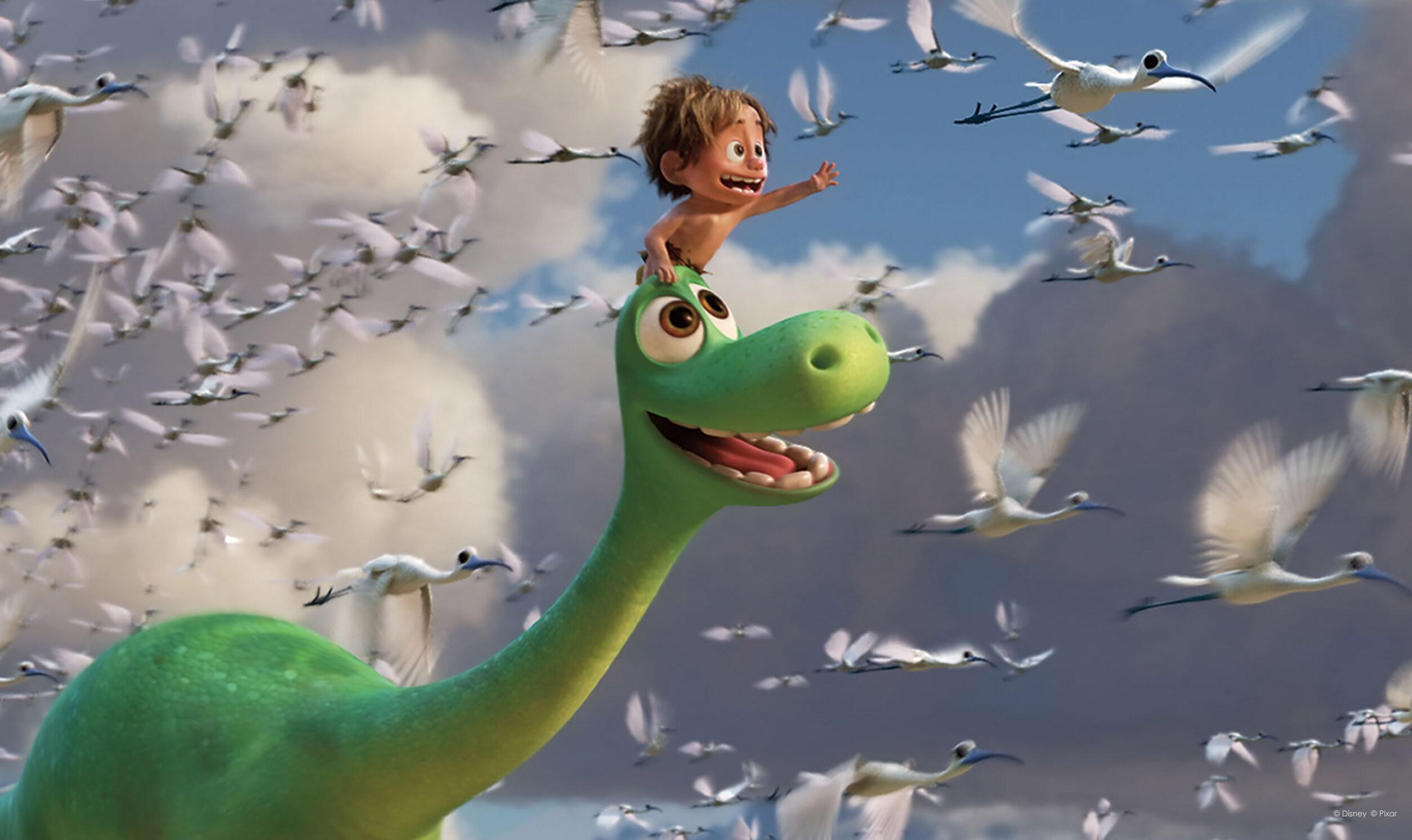 The Good Dinosaur | TV Disney Movie