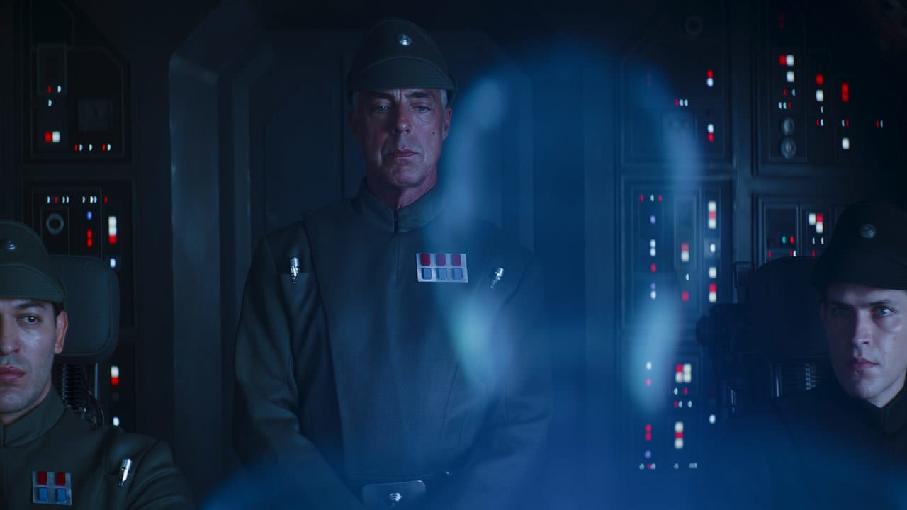 """Long live the Empire."" – Moff Gideon"