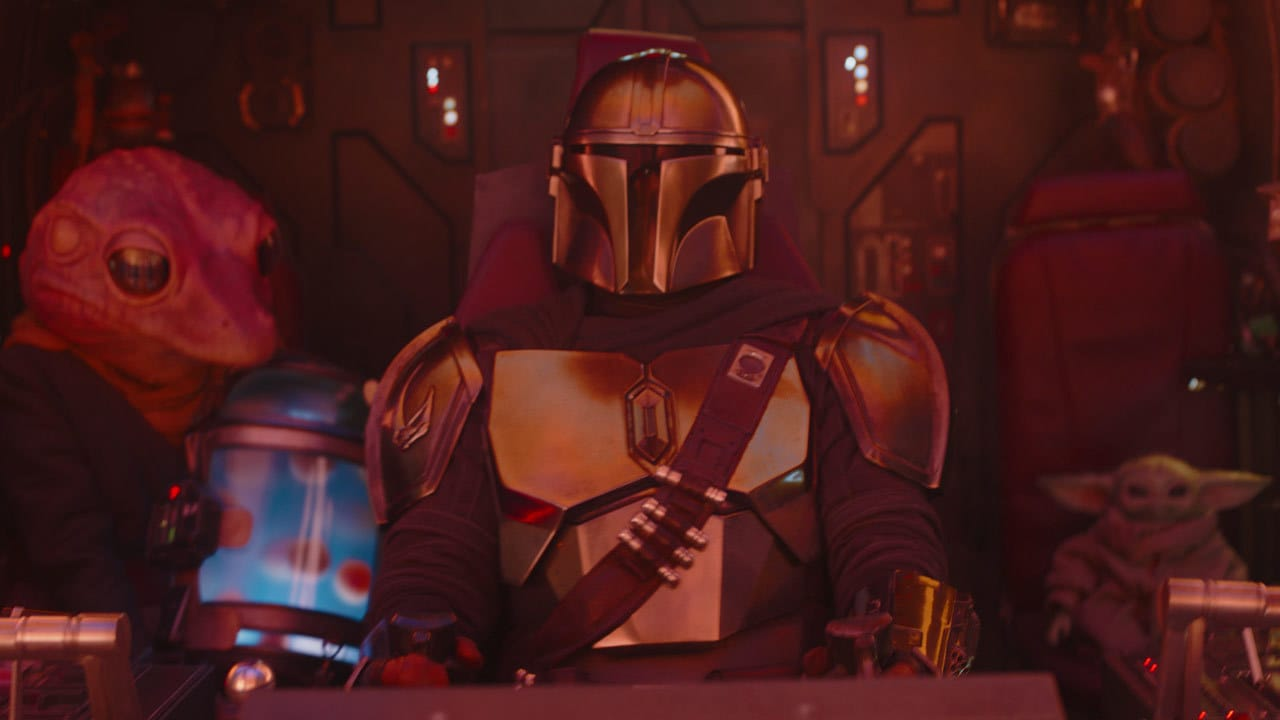"""""""Here we go. Nice and easy."""" – The Mandalorian"""