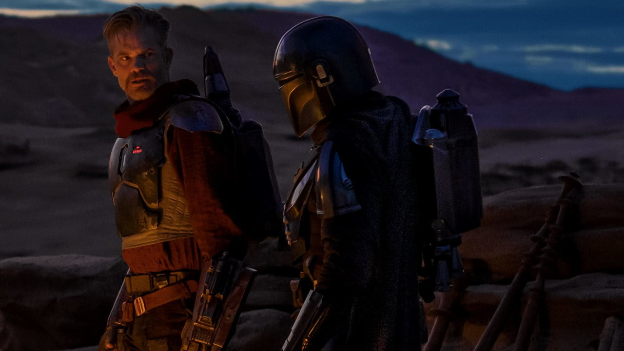 """If we fight amongst ourselves, the monster will kill us all."" – The Mandalorian"